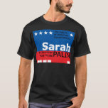 Sarah Palin Playera