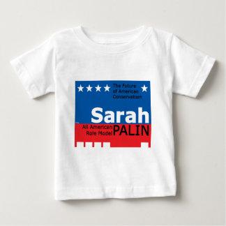 Sarah Palin Playera De Bebé