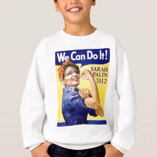 Sarah Palin podemos hacerlo Sudadera