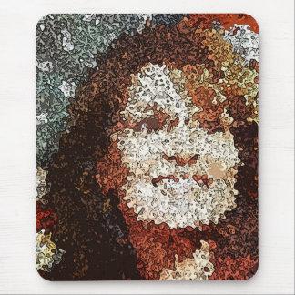 Sarah Palin Pop Art Mouse Pad