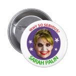 ¿Sarah Palin, por qué tan serio? Pin