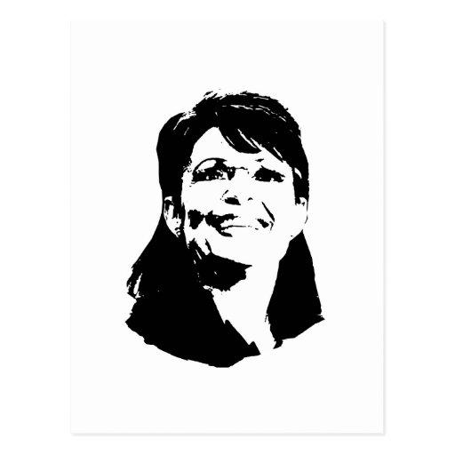 Sarah Palin Post Card