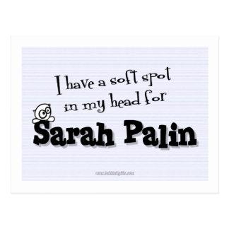 ...Sarah Palin Postcard