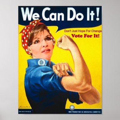 Palin vs. Obama - Page 2 Sarah_palin_poster-p228181515385687625t5ta_400