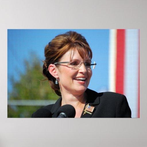 Sarah Palin Póster
