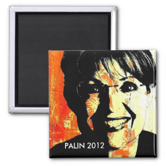 SARAH PALIN PRESIDENT 2012 REFRIGERATOR MAGNETS