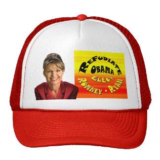 Sarah Palin - Refudiate Obama Hat