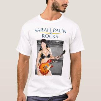 Sarah Palin Rocks T-Shirt