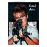 Sarah Palin Tarjeta De Felicitación