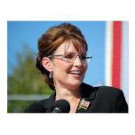 Sarah Palin Tarjeta Postal