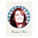Sarah Palin Tarjetas Postales