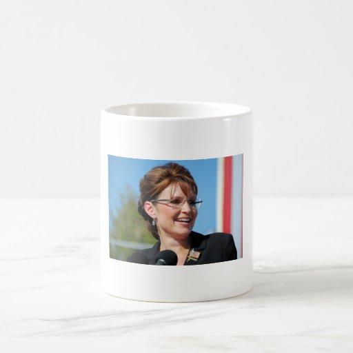 Sarah Palin Tazas De Café