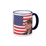 Sarah Palin - tazas de la fiesta del té