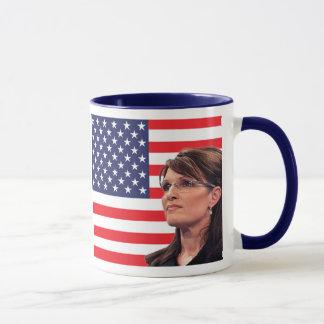 Sarah Palin - Tea Party Mugs
