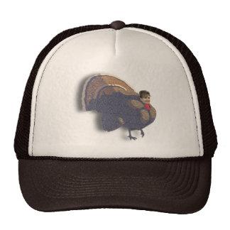 Sarah Palin Thanksgiving Turkey Hat