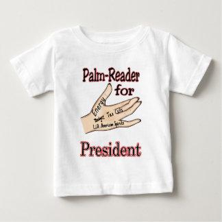 Sarah Palin The Palm Reader Baby T-Shirt