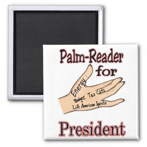 Sarah Palin The Palm Reader Magnet