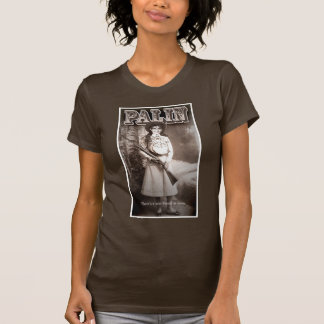 Sarah Palin, There's a new Sheriff in town. T-shirt