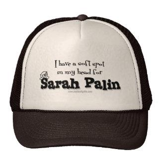 ...Sarah Palin Trucker Hat