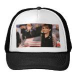 Sarah Palin Trucker Trucker Hats