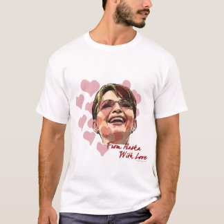 Sarah Palin Valentine T-Shirt