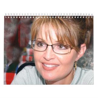 Sarah Palin Wall Calendar 2015