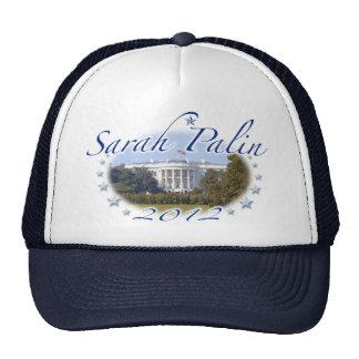 Sarah Palin White House 2012 Hat