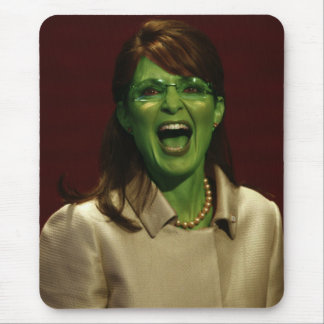 Sarah Palin: Wicked Witch of the North West Mouse Pad