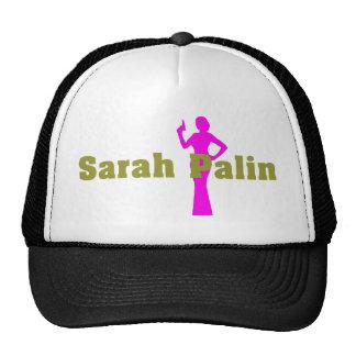 Sarah Palin Woman of Mystery Trucker Hat