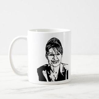 Sarah Palin - WTF Mug