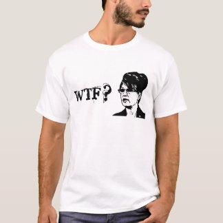 Sarah Palin - WTF? T-Shirt