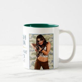 Sarah Palin - You Want A Piece Of Me? Mug