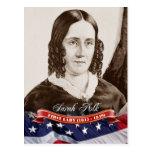 Sarah Polk, primera señora de los E.E.U.U. Postales