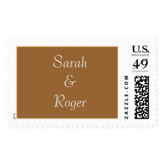 Sarah & Roger Postage