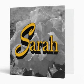 Sarah Rose Binder