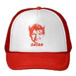SARAH SATAN MESH HATS