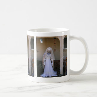 Sarah Skeleton, Skeleton Bride Coffee Mug