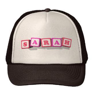 SARAH TRUCKER HAT