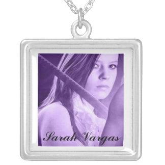 Sarah Vargas necklace