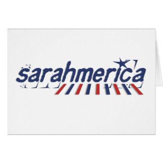 Sarahmerica Card