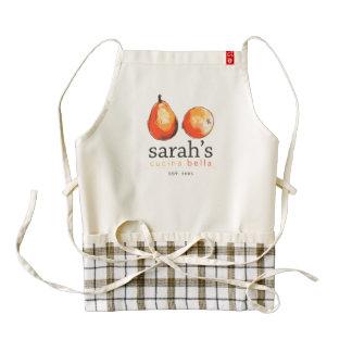 Sarah's Cucina Bella Logo Apron