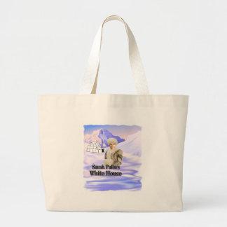 sarahs white house canvas bags