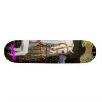 SarahthEMarvelous Skateboard - carousel