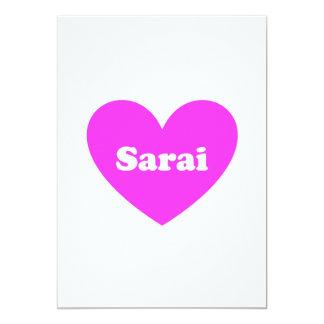 Sarai Card