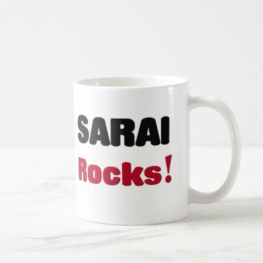 Sarai Rocks Coffee Mug