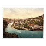 Sarajcvo (i.e., Sarajevo), Bendbasi, Bosnia, Austr Postcard