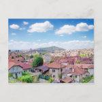 Sarajevo/Bistrik View Postcard
