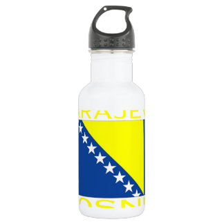 Sarajevo, Bosnia Stainless Steel Water Bottle