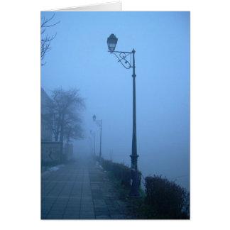 Sarajevo Fog Card