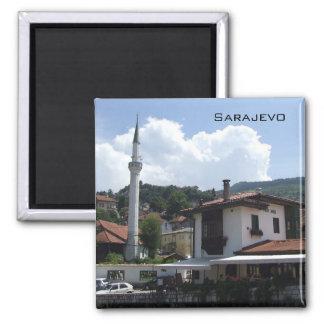 Sarajevo - Mosque Fridge Magnets